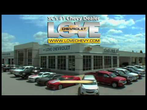 Love Chevy - (Love Chevrolet) - Irmo, SC - April 2010,