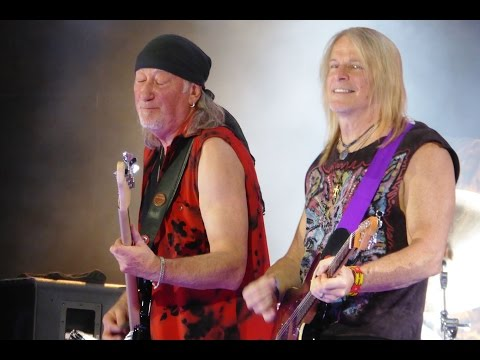 Deep Purple - JOHNNY'S BAND - München Olympiahalle 19.05.2017