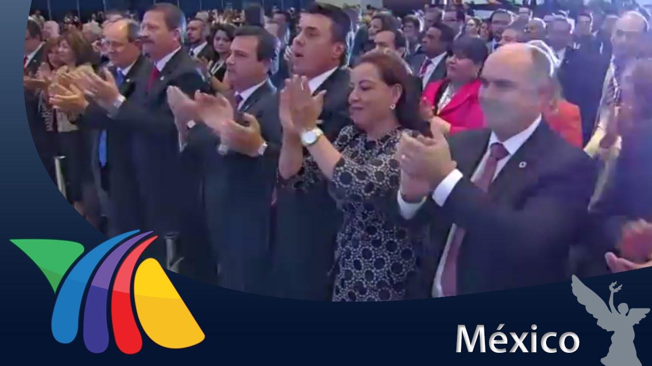 Economía mexicana se está acelerando: Peña | Noticias