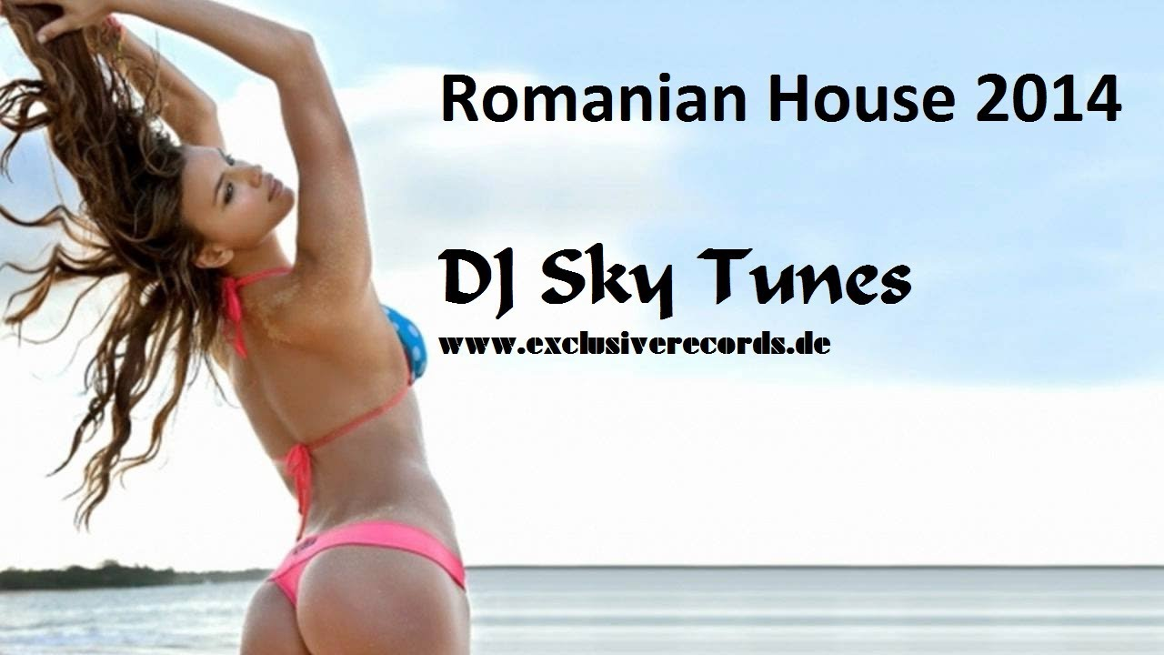 Romanian house music best 2014 februar mixed by sky tunes for Best house tunes