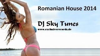 Romanian House Music Best 2014 Februar mixed by Sky Tunes