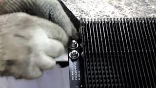 Модернизированная система охлаждения АКПП Jeep Wrangler JK