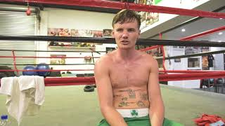 Johnny Lewis Boxing Series - Meet the Boxer - Darragh Foley Part 2