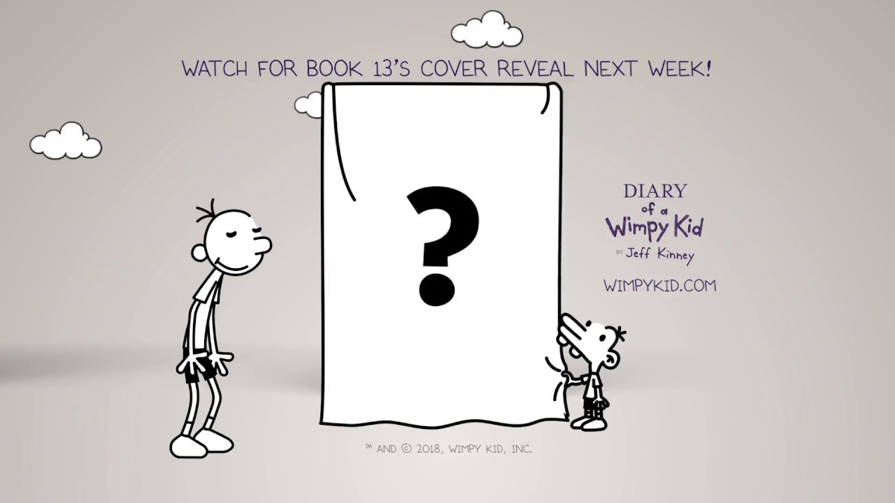 Diary of a Wimpy Kid: Book 13 – Wimpy is Coming! - YouTube