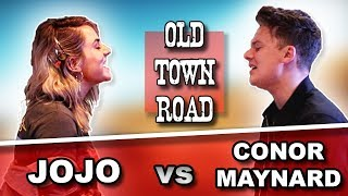 Lil Nas X - Old Town Road ft. Billy Ray Cyrus (SING OFF vs. JoJo)