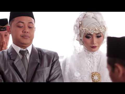 Wedding cinematic andy wibowo dengan dianugrah yoga pratama putri