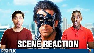 Krrish 3 Action Fight Scene Reaction | Hrithik Roshan | PESHFlix Entertainment