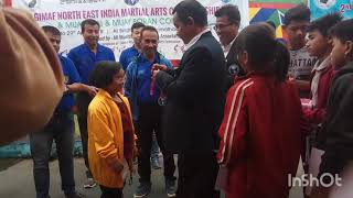 2nd GIMAF North East India Martial Arts Championship 2018 held at Singjamei Closing (Video 2).