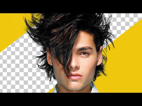 How to perfect cut out hair in PS touch android | picsart tutorial | AB creation