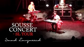 Saad Lamjarred - Sousse Concert SL Tour |  سعد لمجرد - حفل سوسة