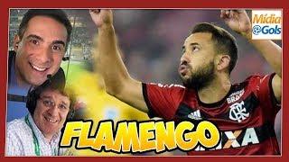 Baixar Flamengo 1 x 0 Grêmio - NARRAÇÕES EXPLOSIVAS no Maracanã