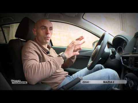 Mazda 6 Break Essai sur route