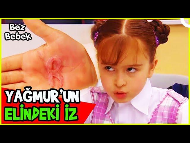 YAĞMUR ELİNDEKİ İZE ANLAM VEREMİYOR - Bez Bebek 70. Bölüm