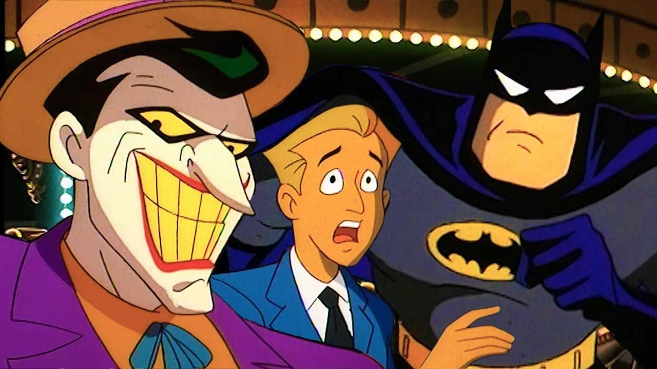 Batman The Animated Series Jokers Amusement Park