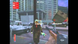 GamePlay Day Of The Zombies Online [SaezSoriano95 & 94CRISTO94]  HD