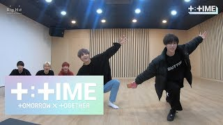 [T:TIME] TXT's Dance Game Competition - TXT (투모로우바이투게더)