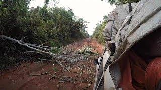 Voyage par la route au Liberia