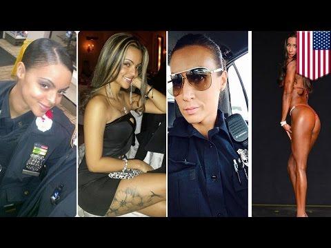 NYPD policewomen, masususpinde dahil sa mga sexy selfies in uniform!