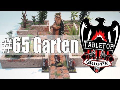 Video #65 Tutorial: Garten (Tabletop Hebewerk)