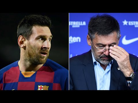 Lionel Messi is close to leaving Barcelona - Bartomeu REFUSES to resign