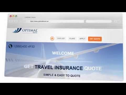 GET OPTIMAL TRAVEL™ INSURANCE QUOTES
