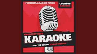 Gambar cover Where You Are (Originally Performed by Jessica Simpson) (Karaoke Version) (Karaoke Version)