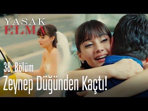 Zeynep Alihan'a kaçtı - Yasak Elma 38. Bölüm