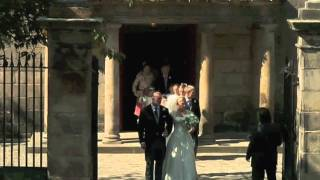 Zara Phillips and Mike Tindall's Wedding at Canongate Kirk