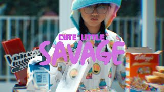 KIM! - Cute Little Savage (Official Video)