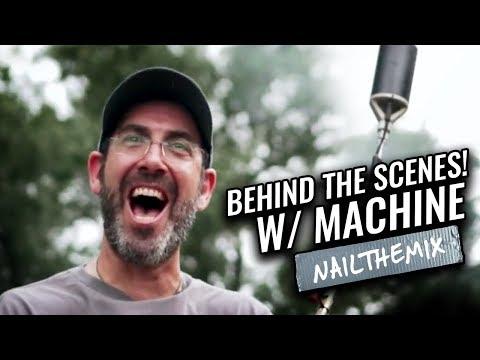 NAIL THE MIX VLOG 01 w/ Machine in Austin, Texas
