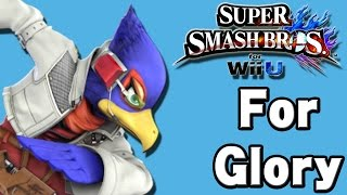 Super Smash Bros. For Wii U (Online | For Glory: 1 On 1 | Falco)