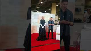 Humanoid Robot Sophia in Toronto 2018 -  new