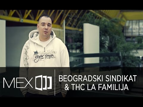 Beogradski Sindikat & THC LA Familija / Exclusive Interview (Novi Sad, 2013)