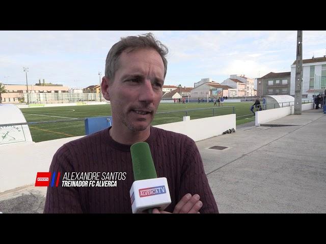 Pinhalnovense 1 FC Alverca 2 - Flash Interview