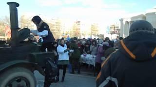 Крым наш: митинг в Тюмени 18 марта 2015 года