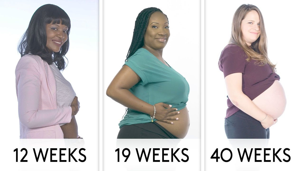Pregnant Women Weeks 7 to 40: What's the Best Part About This Pregnancy? | SELF