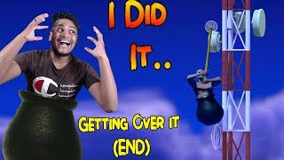 Mature BeastBoyShub Completes the Game [Getting Over It] (END)