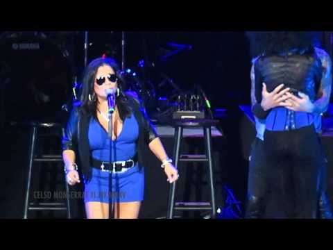 Lisa Lisa - Head to Toe / Lost in Emotion - 80's FLASHBACK at Honda Center 11.14.2015