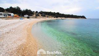 beach Adriatic, Primošten, Croatia