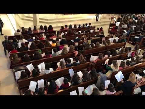 II Encontro de pequenos Cantores da Diocese de Lisboa