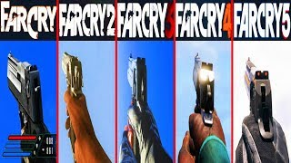 D-50 In Far Cry Games