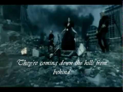 Within Temptation - The Howling (lyrics)