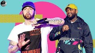 Eminem Feat. Joyner Lucas - What If I Was Gay (Audio BD)