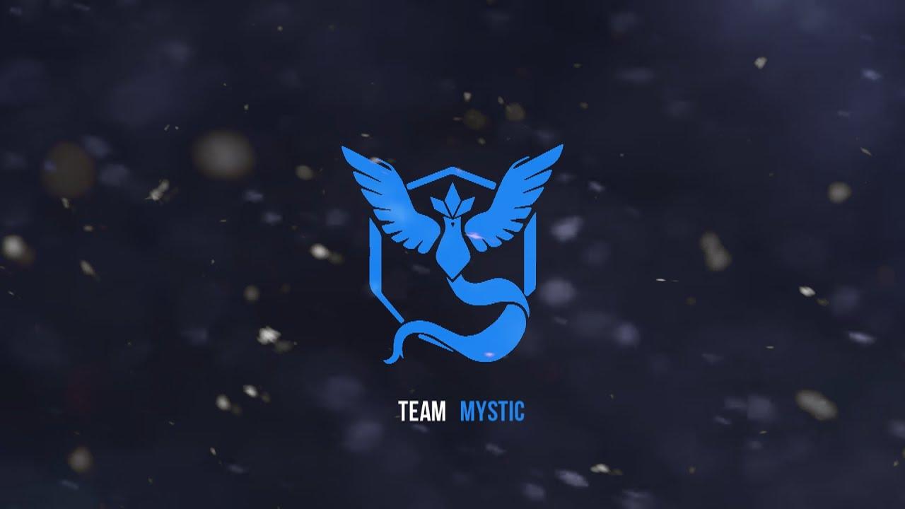 Team Mystic Pokemon Go Intro Template Sony Vegas Pro - YouTube