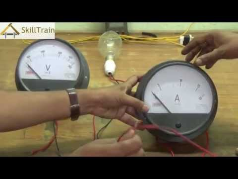 Understanding the connection of a Voltmeter and Ammeter on a Circuit (Hindi) (हिन्दी)из YouTube · Длительность: 9 мин21 с