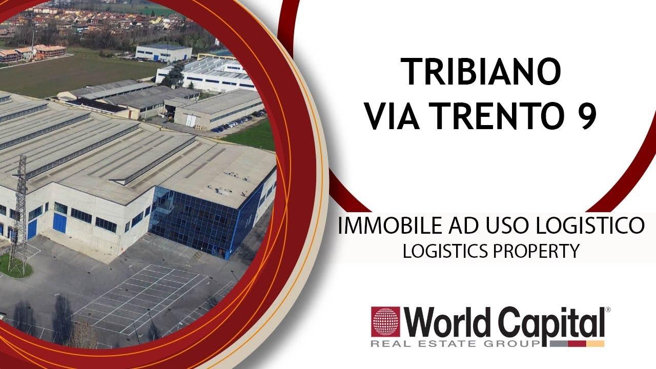 Agenti Immobiliari Trento immobile ad uso logistico - via trento 9, tribiano - world capital