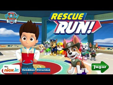 Patrulla Canina Al Rescate App Gameplay Español - Todas las insignias y huesos de oro