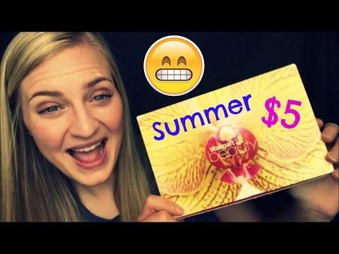 Walmart Beauty Box | Summer 2016