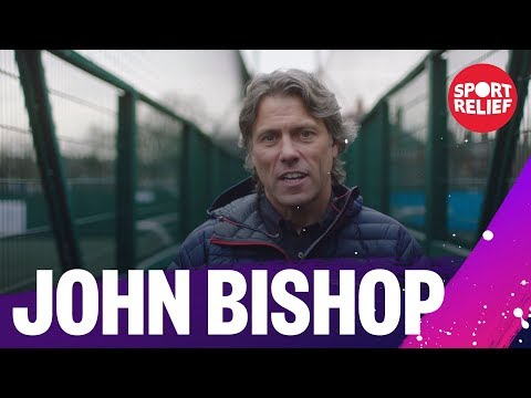 John Bishop's appeal film for Sport Relief 2018 - BBC