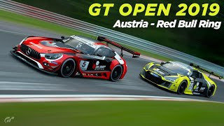 OLIMP RACING GT OPEN 2019 Red Bull Ring Austria - Olimp Sport Nutrition
